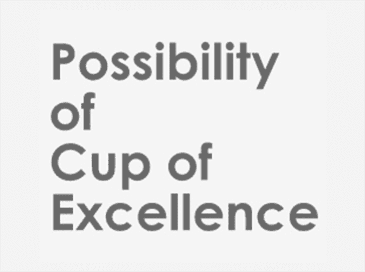 Cup of Excellenceから<br>見えてくるもの