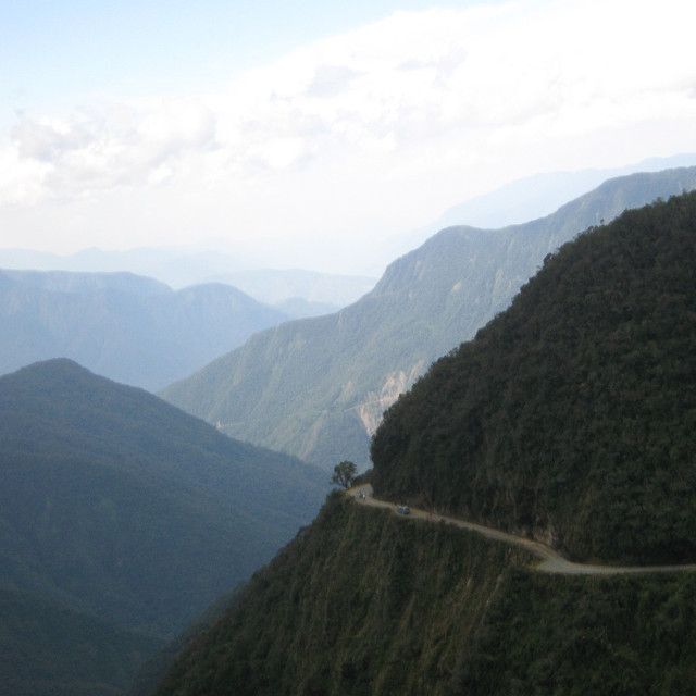 ボリビアの特徴的な土壌環境